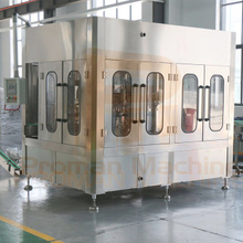3000Bph Carbonated Drink Filling Machine