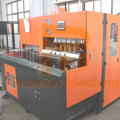 Semi-automatic 4 Cavity Blowing Machine (2000Bottles/Hour)
