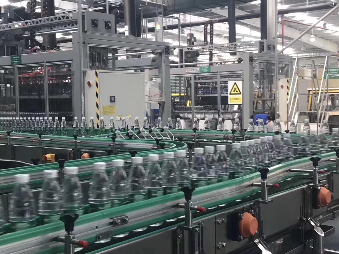 liquid filling production line