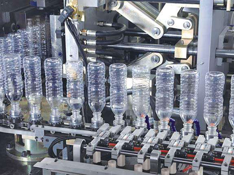 Fully-automatic-bottle-blowing-machine