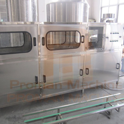 5 Gallon 100Bottle/Hour Washing filling capping machine